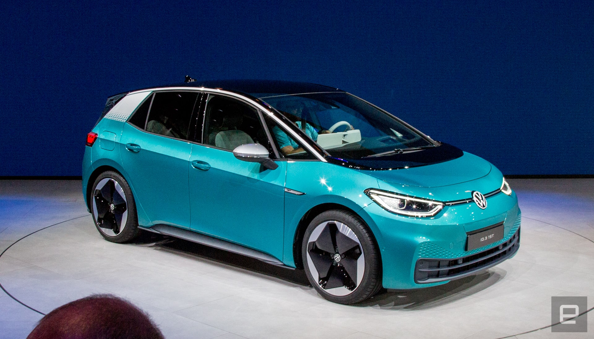 Volkswagen takes the wraps off the production-ready ID.3 EV