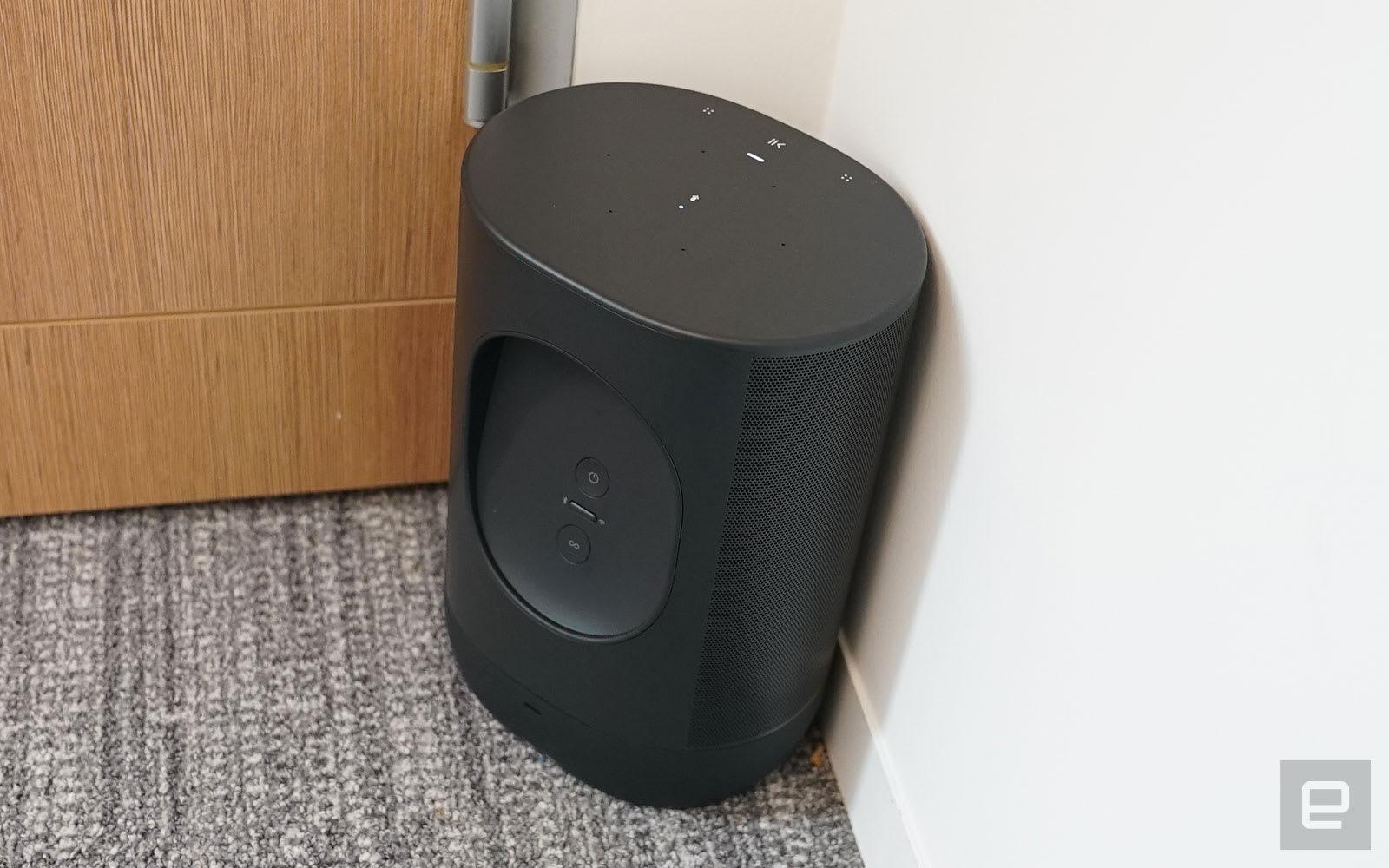 Sonos Move 评测