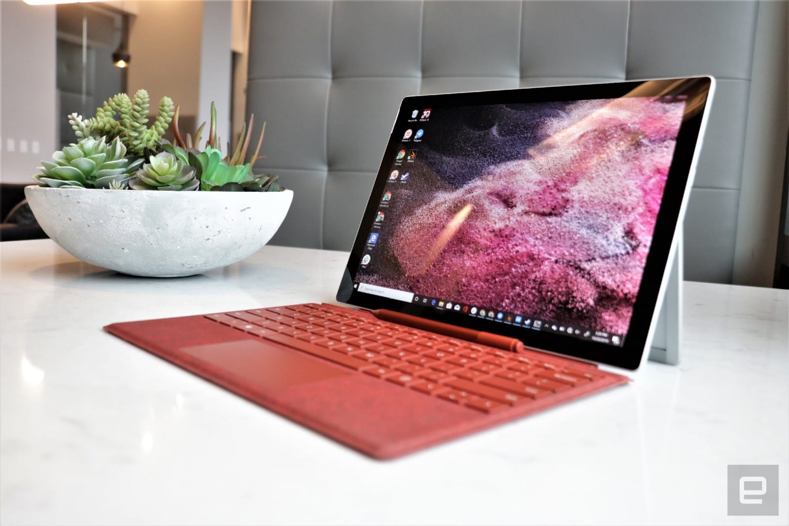 Save up to $200 on a Surface Pro 7 or Surface Laptop 3 at Amazon