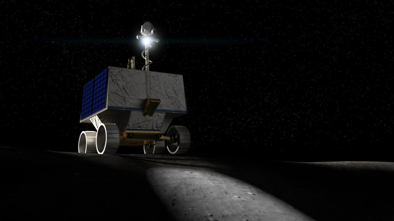 Nasaが月に水資源を調査するロボット Viper を送ると発表 Engadget