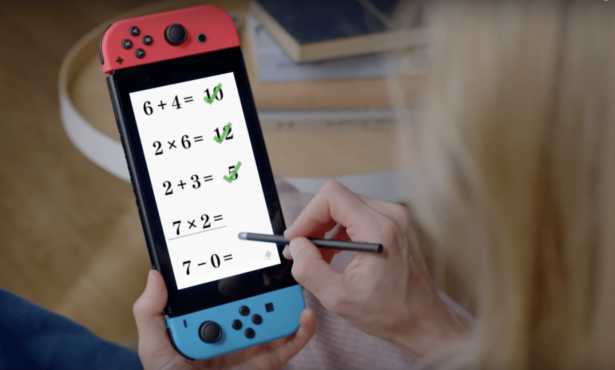 Nintendo's reimagined 'Brain Training' for Switch is coming to Europe