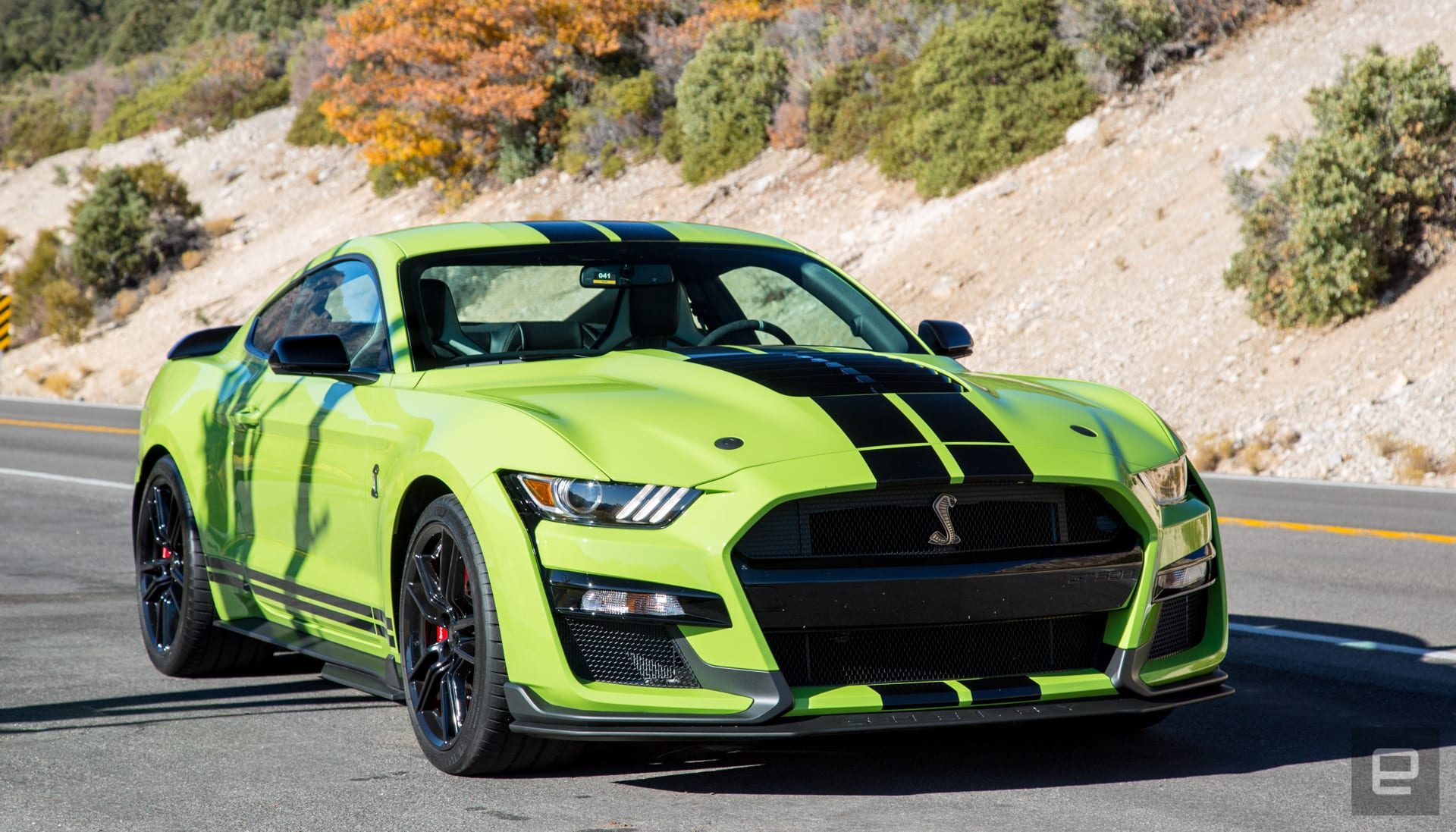 Ford Mustang Shelby GT500: Great on the track, good enough ...