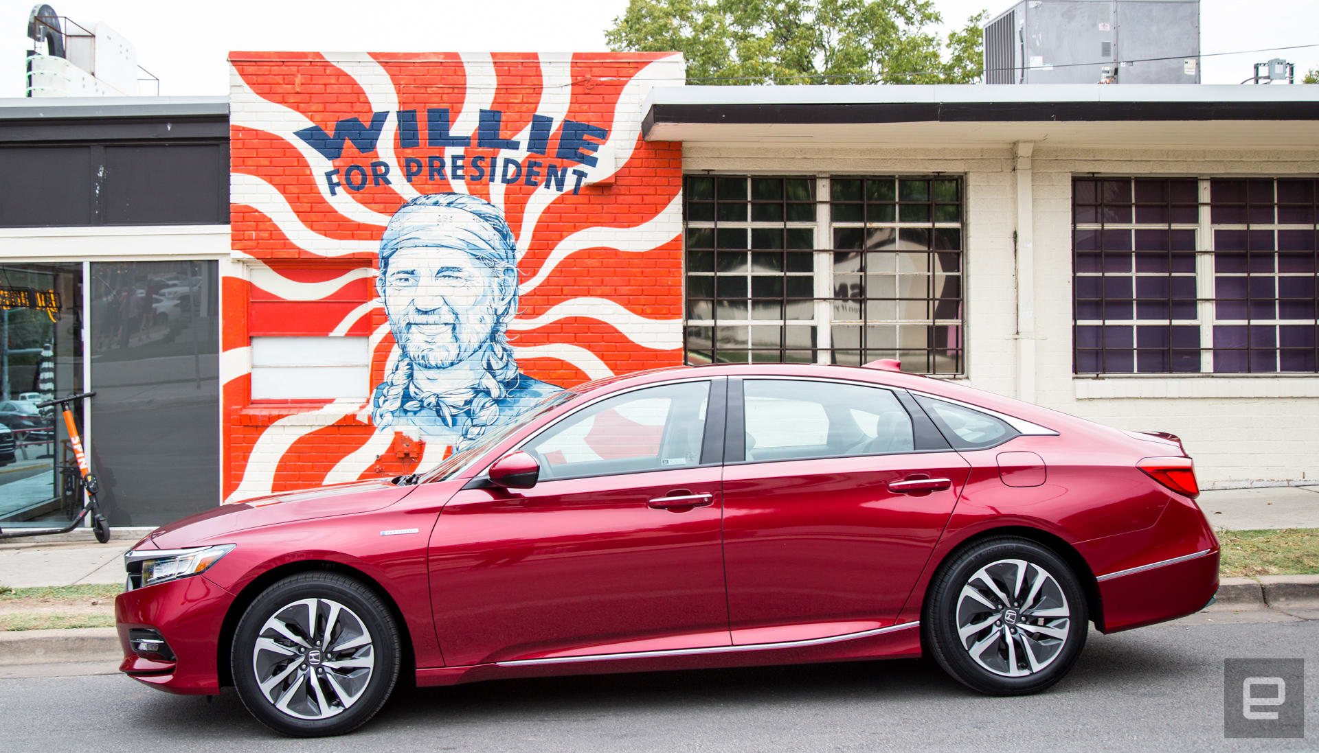 Honda's Accord Hybrid is a value-packed sedan