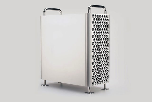 The Morning After: Get the Mac Pro 'cheese grater' look for your Windows PC