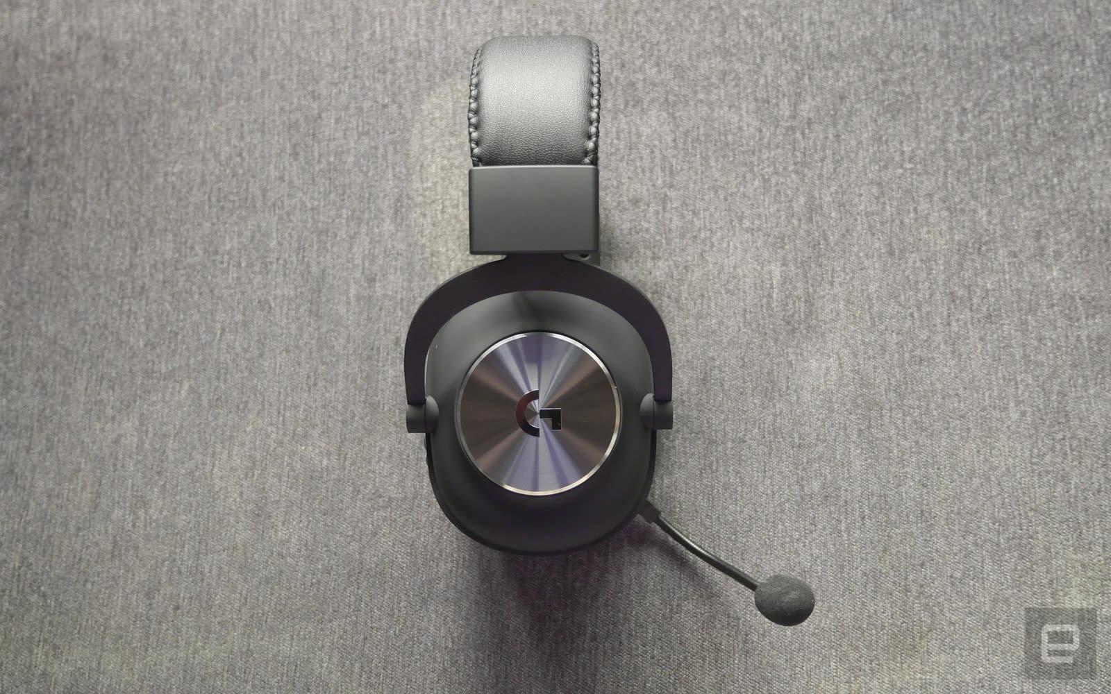Logitech G Pro X Headphone