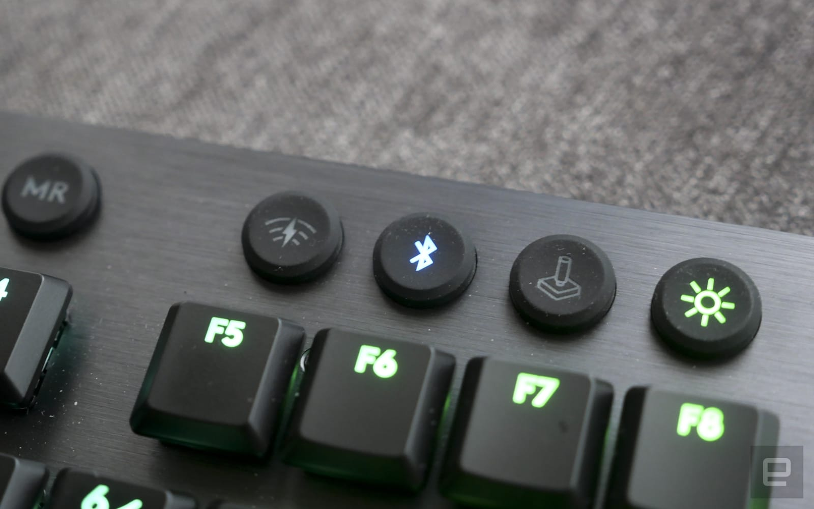Logitech G813 / G913 薄型机械游戏键盘