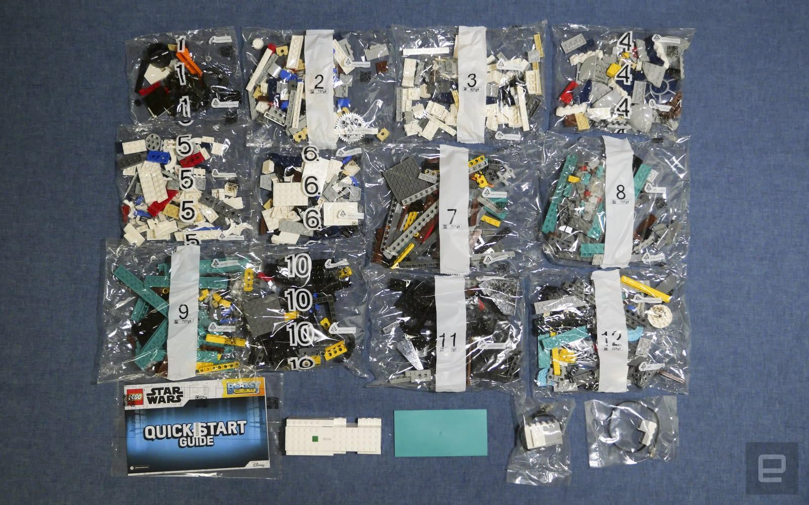 Lego Boost Droid Commander