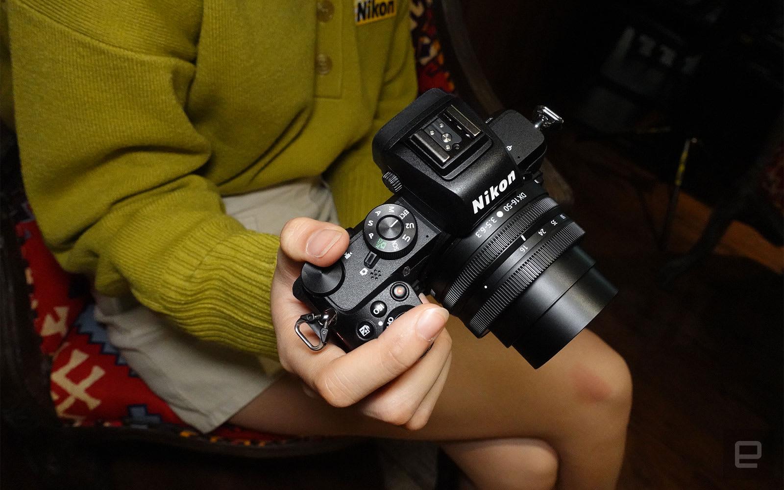 Nikon Z 50 香港动手玩