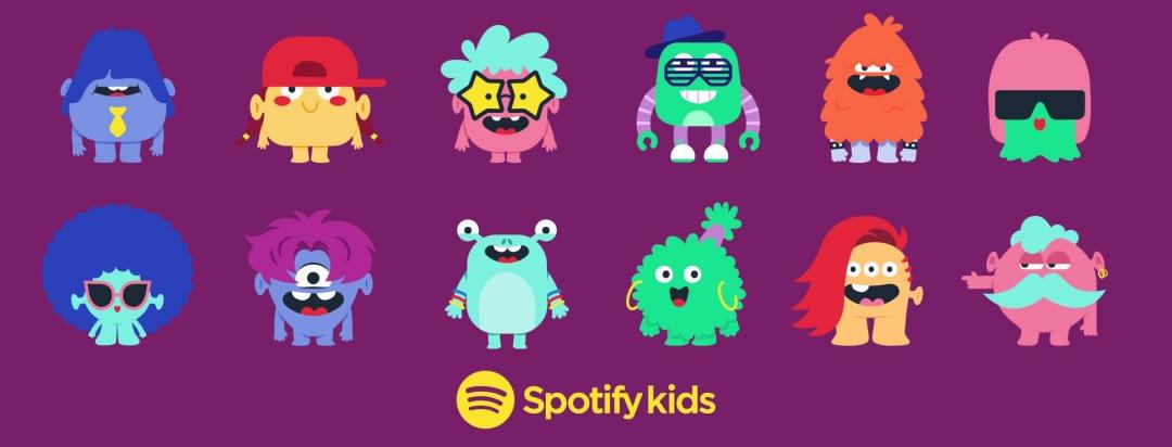 Spotify Kids Sweden