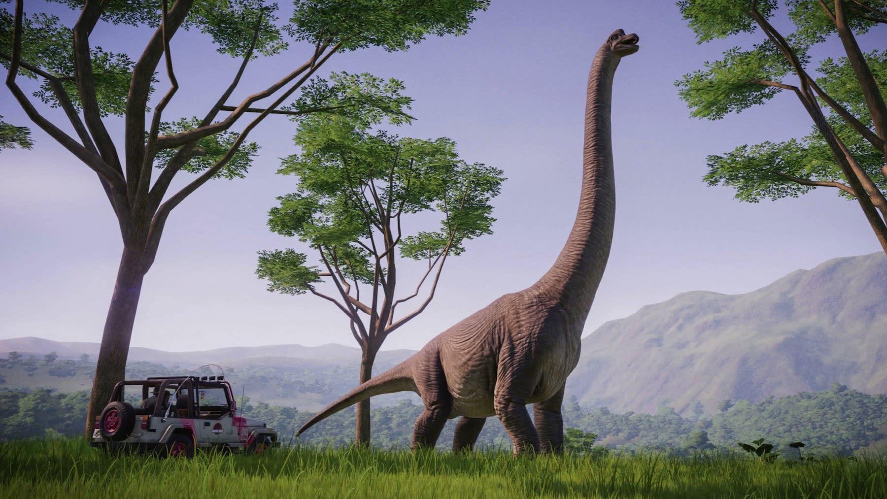 'Jurassic World Evolution' DLC lets you rebuild the original park
