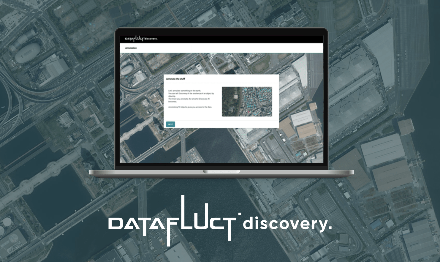 DATAFLUCT discovery.
