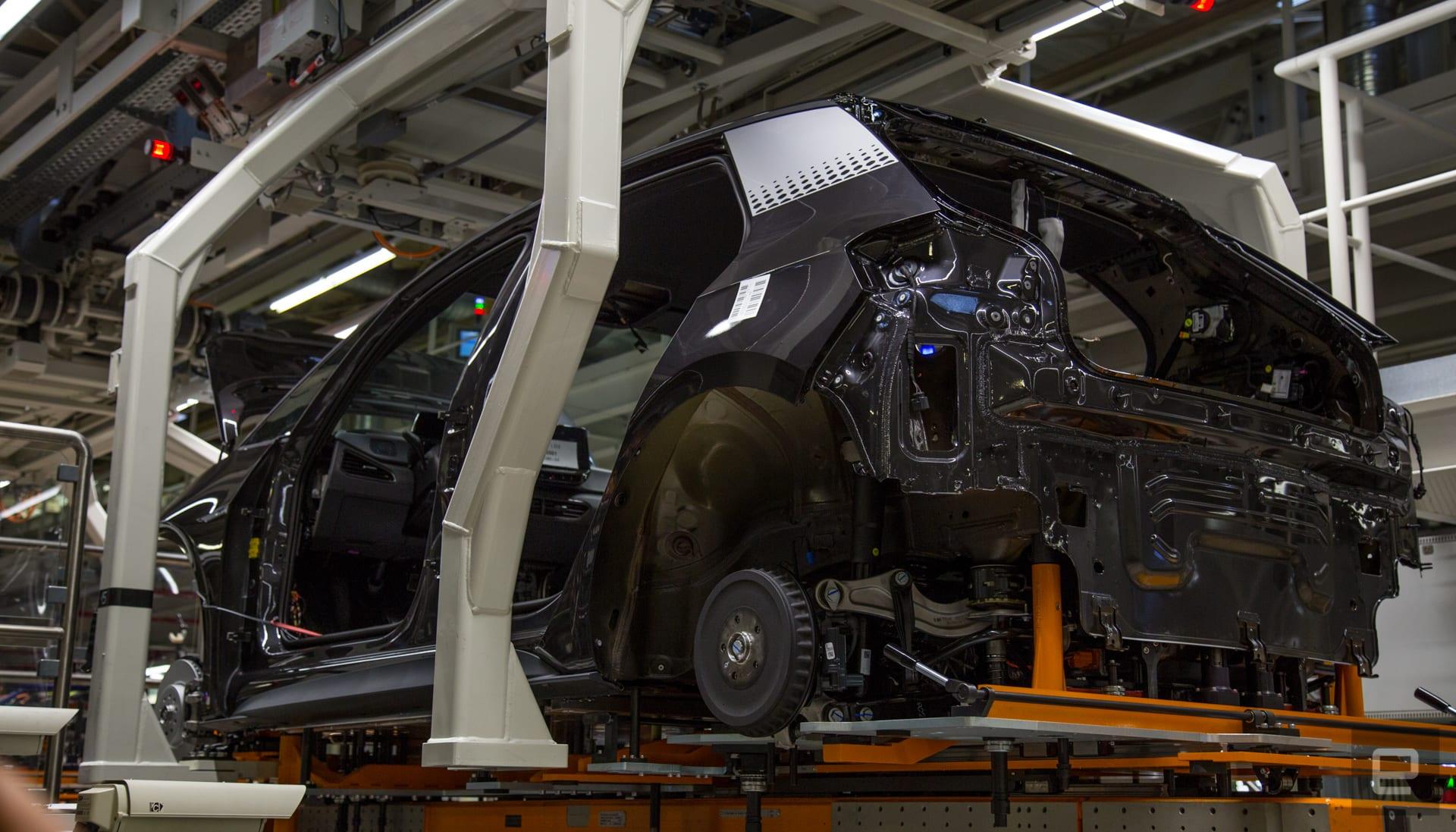 Volkswagen ID.3 Production