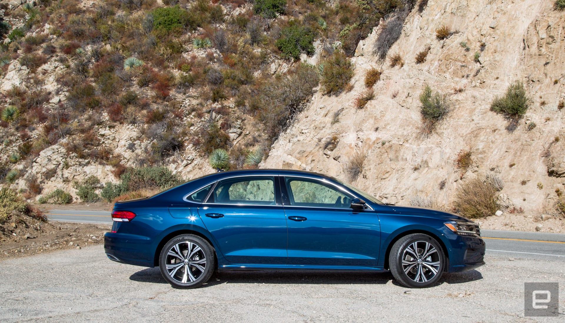 2020 Volkswagen Passat first drive