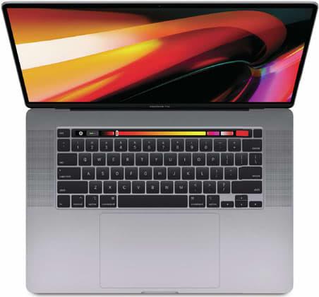16inch MacBook Pro