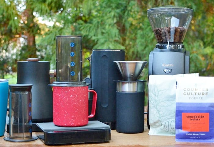 The best gifts for coffee geeks