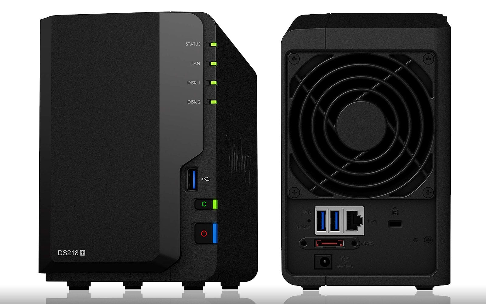 Engadget giveaway: Win a DiskStation DS218+ NAS courtesy of Synology!
