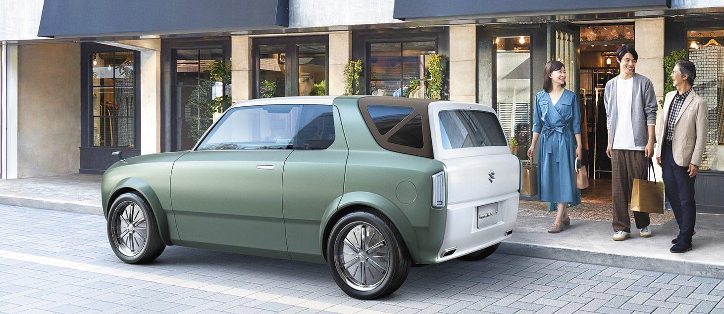 Suzuki WAKUSPO