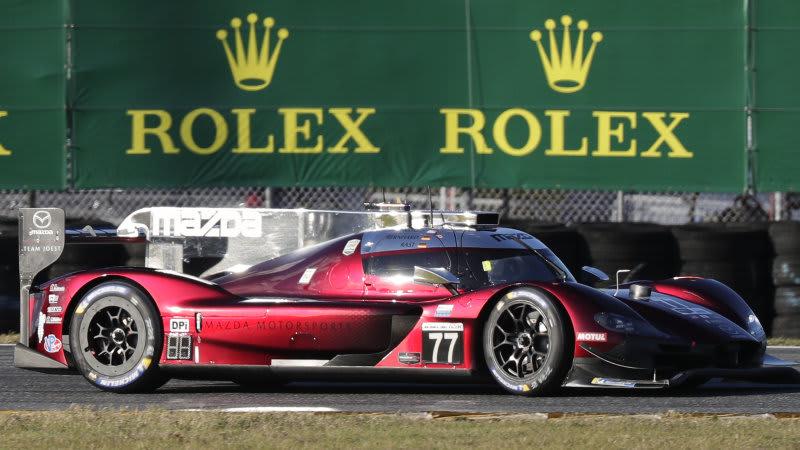 IMSA Daytona Rolex Auto Racing / Autoblog