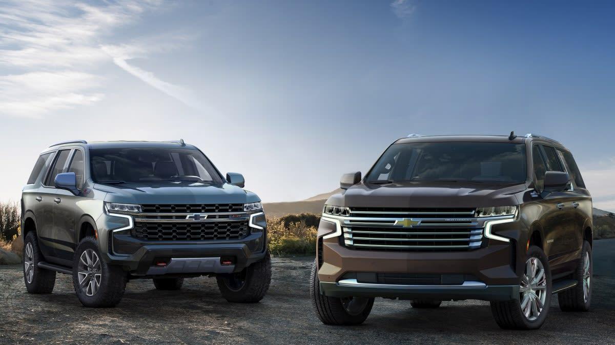 Nieuwe Chevrolet Suburban 2020