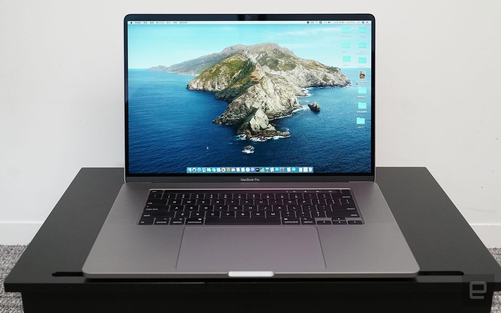 MacBook Pro 16 吋评测