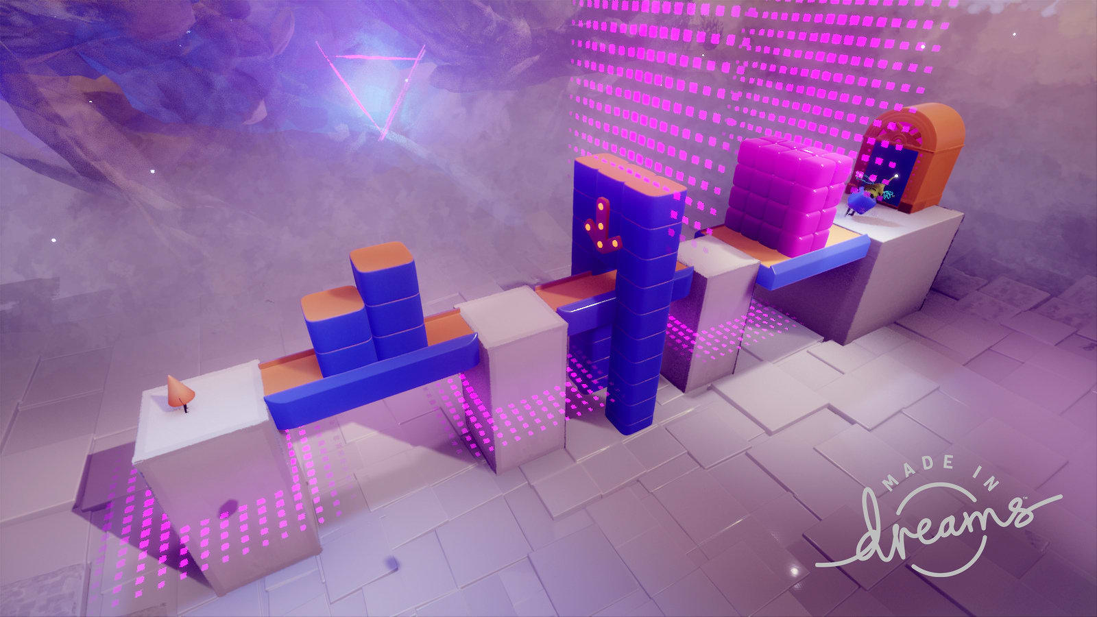 Game-making 'Dreams' arrives on PS4 February 14th