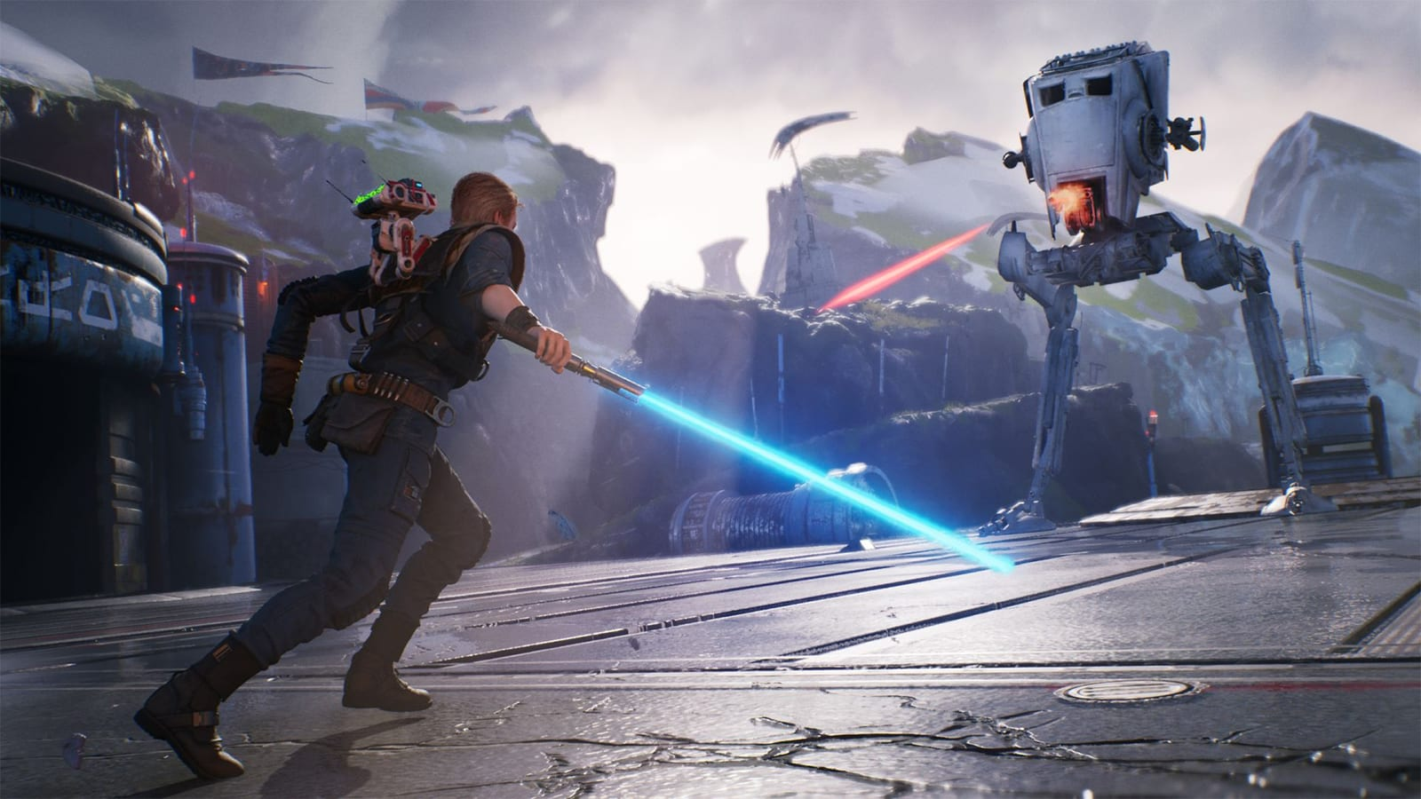 Nintendo Switch Star Wars Jedi: Fallen Order