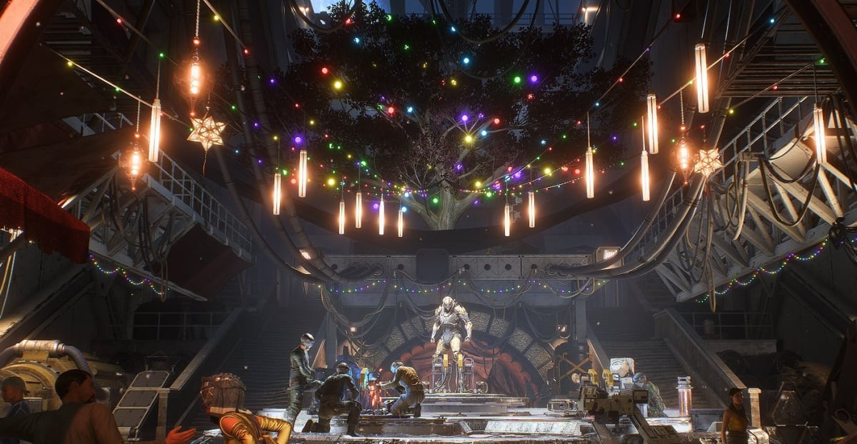 Anthem's winter update, 'Icetide' is here