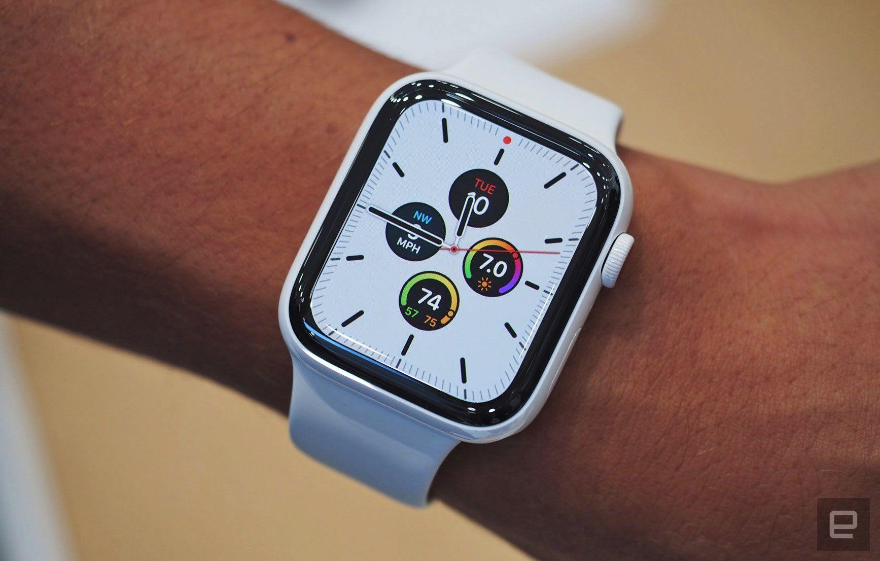 苹果 Watch Series 5