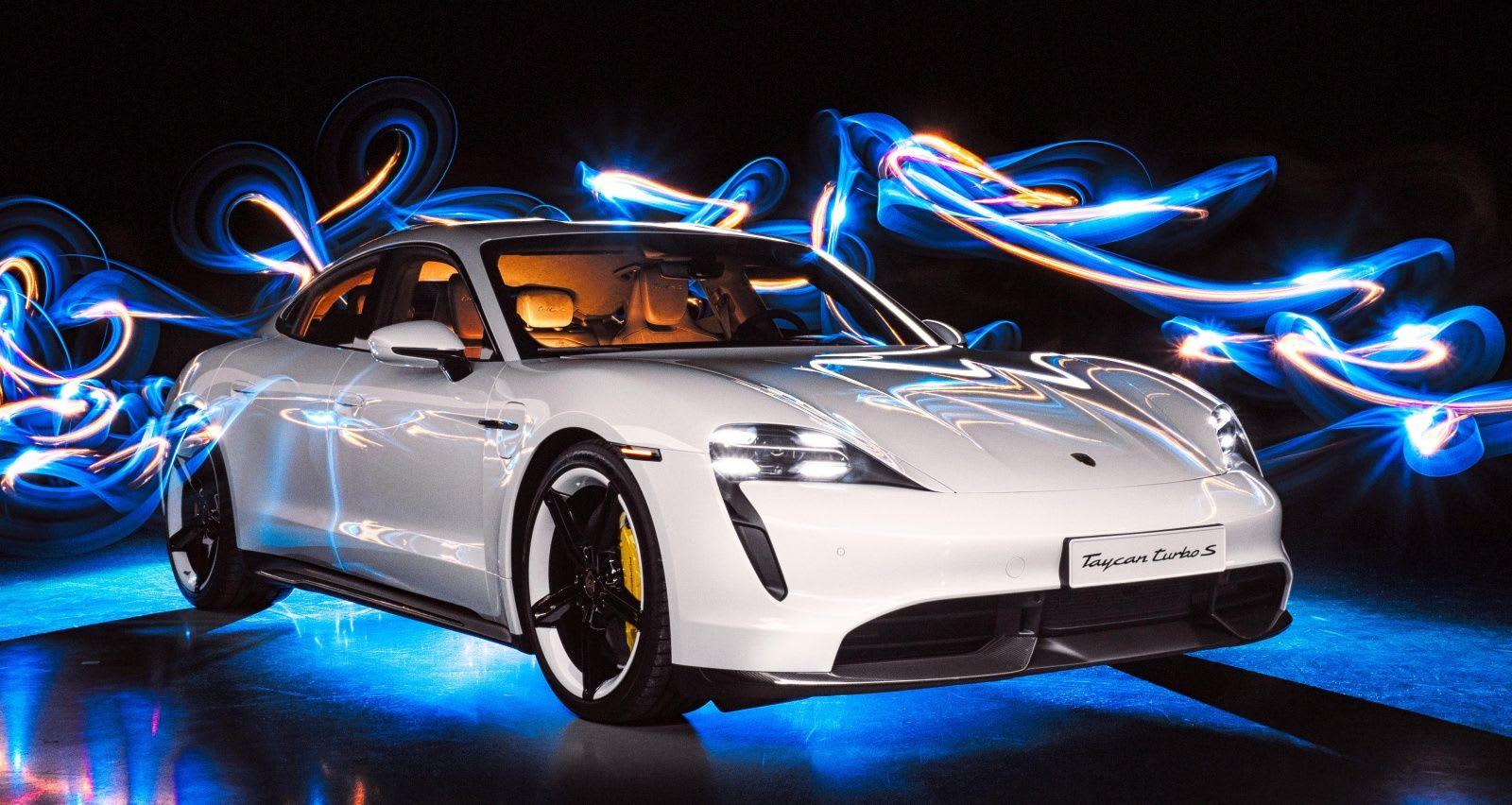 Bernhard Rauscher, 2019, Porsche AG