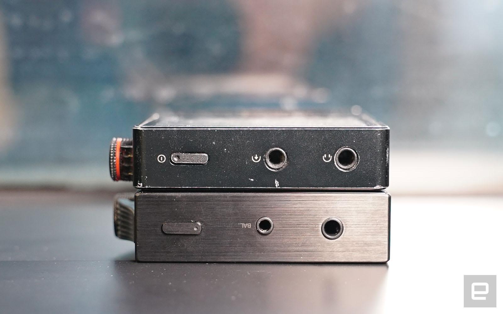 Astell&Kern SA700 動手玩