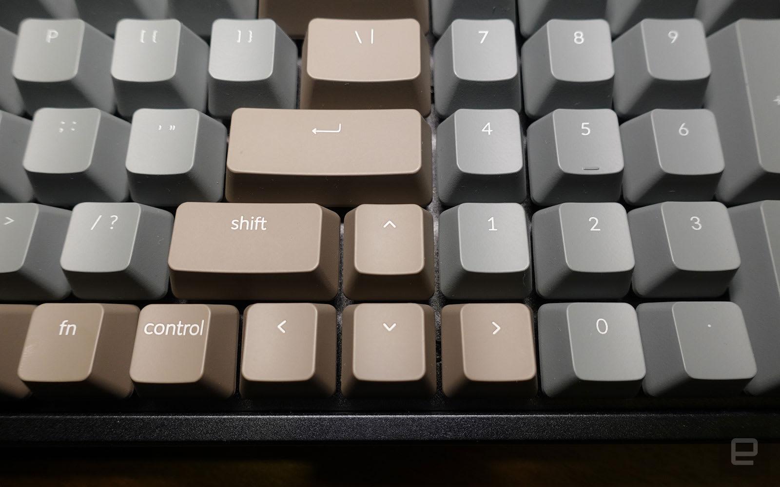 Keychron K4 开箱动手玩
