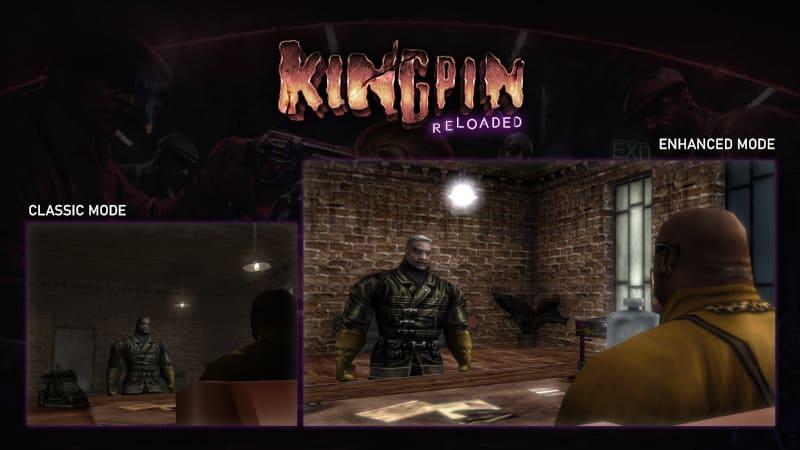 Nintendo Switch Kingpin: Reloaded