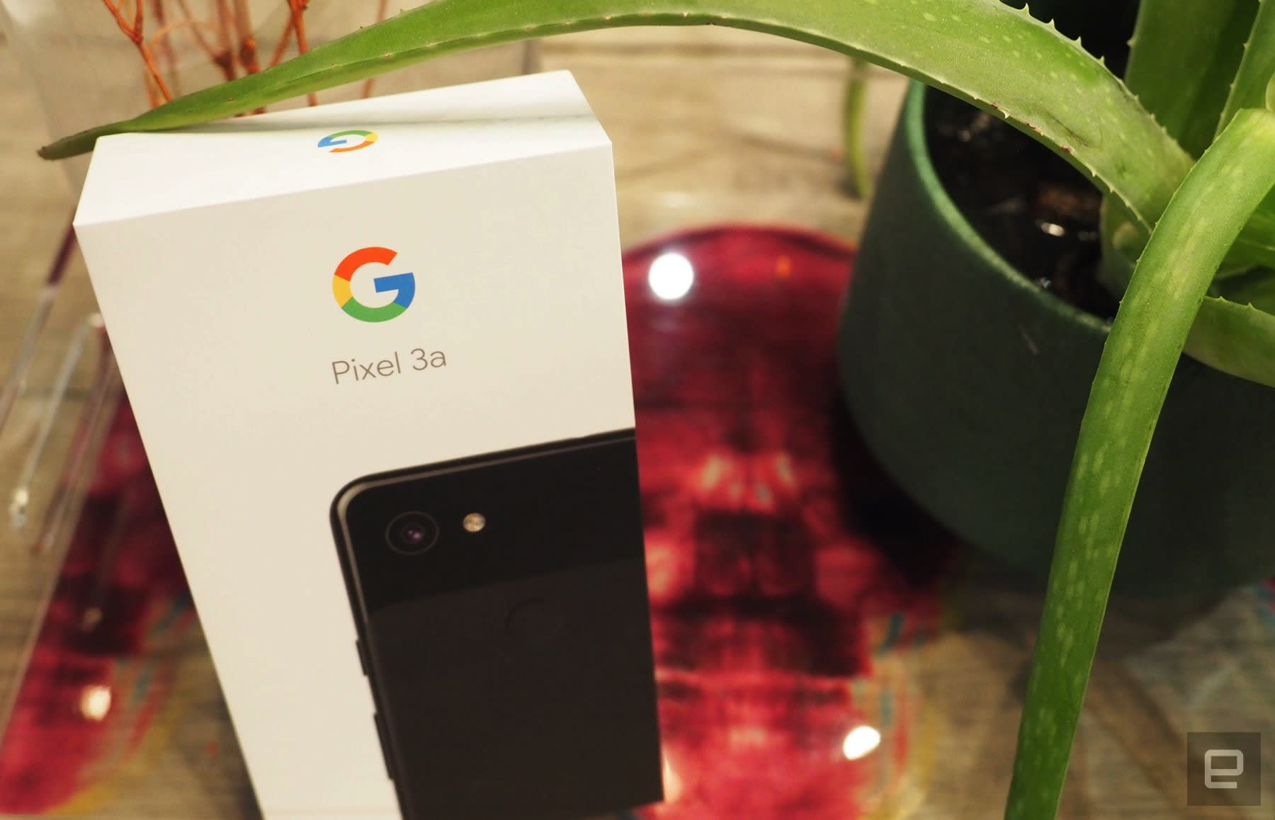 Engadget giveaway: Win a Google Pixel 3a courtesy of TurboTax!