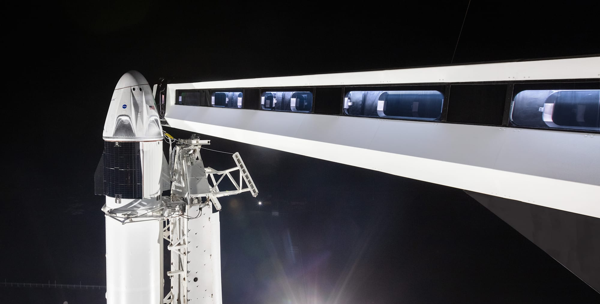 Watch SpaceX's Crew Dragon in-flight abort test at 8 AM ET on Saturday