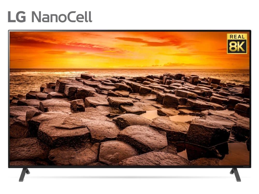 LG NanoCell 8K