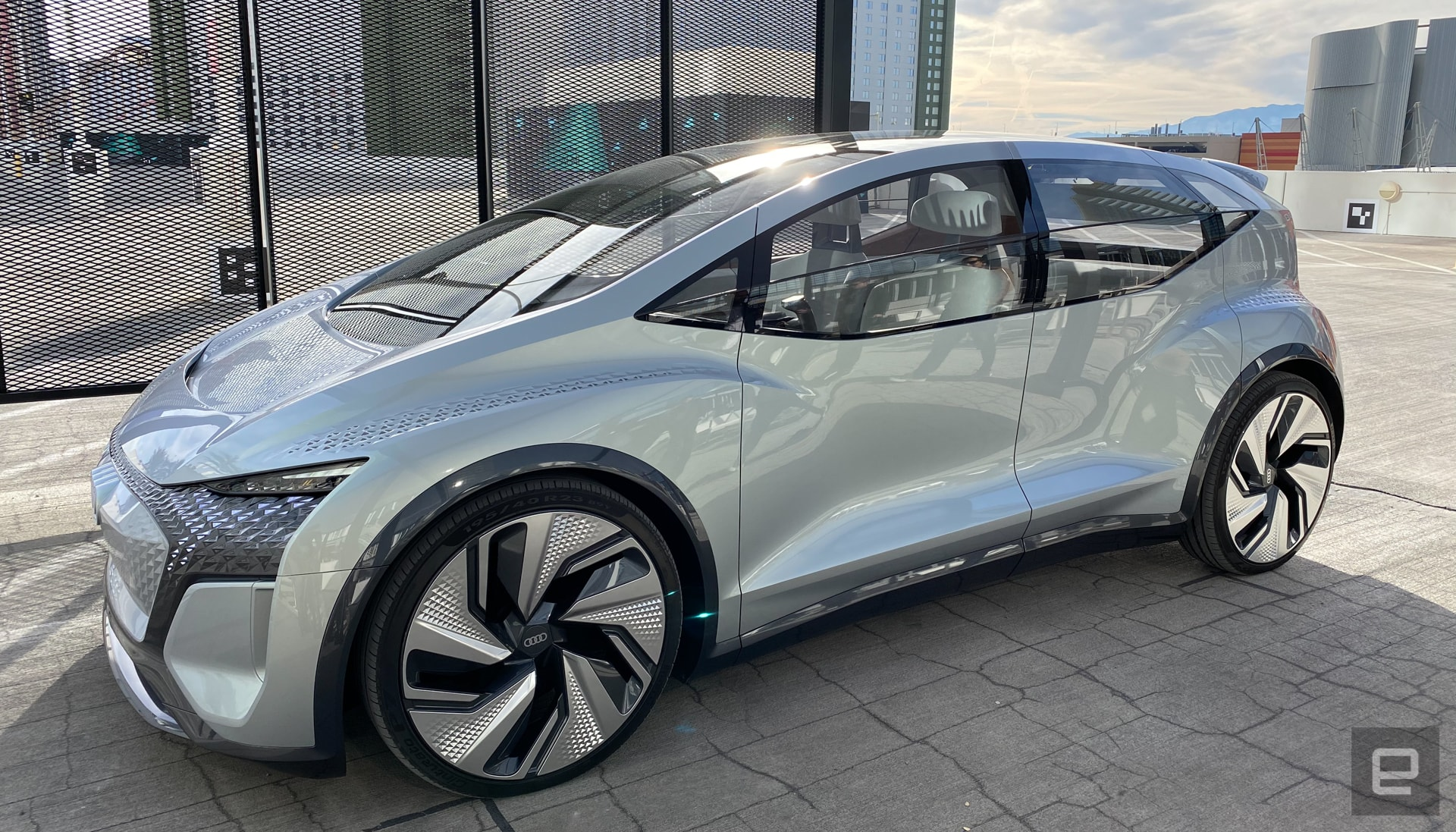 All the cars of CES 2020