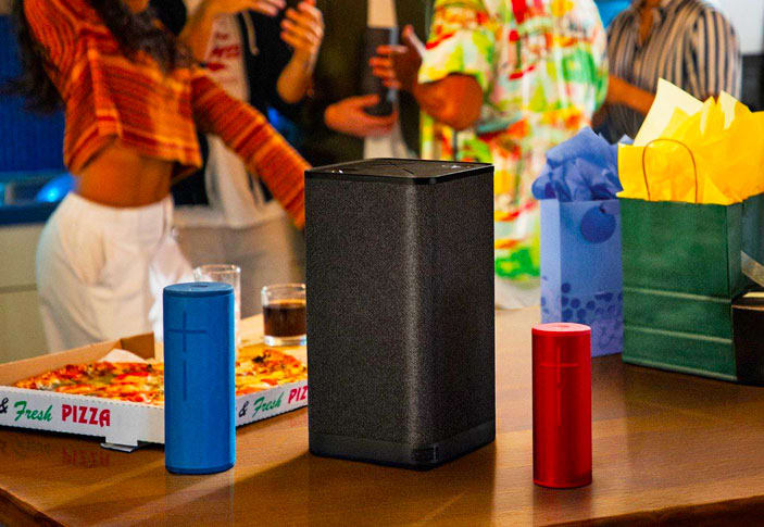 Ultimate Ears' Hyperboom speaker is a portable party powerhouse