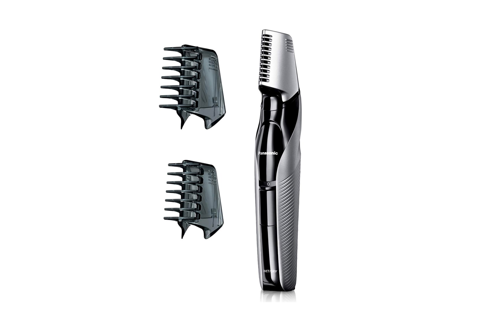 Panasonic Electric Body Hair Trimmer and Groomer for Men ER-GK60-S