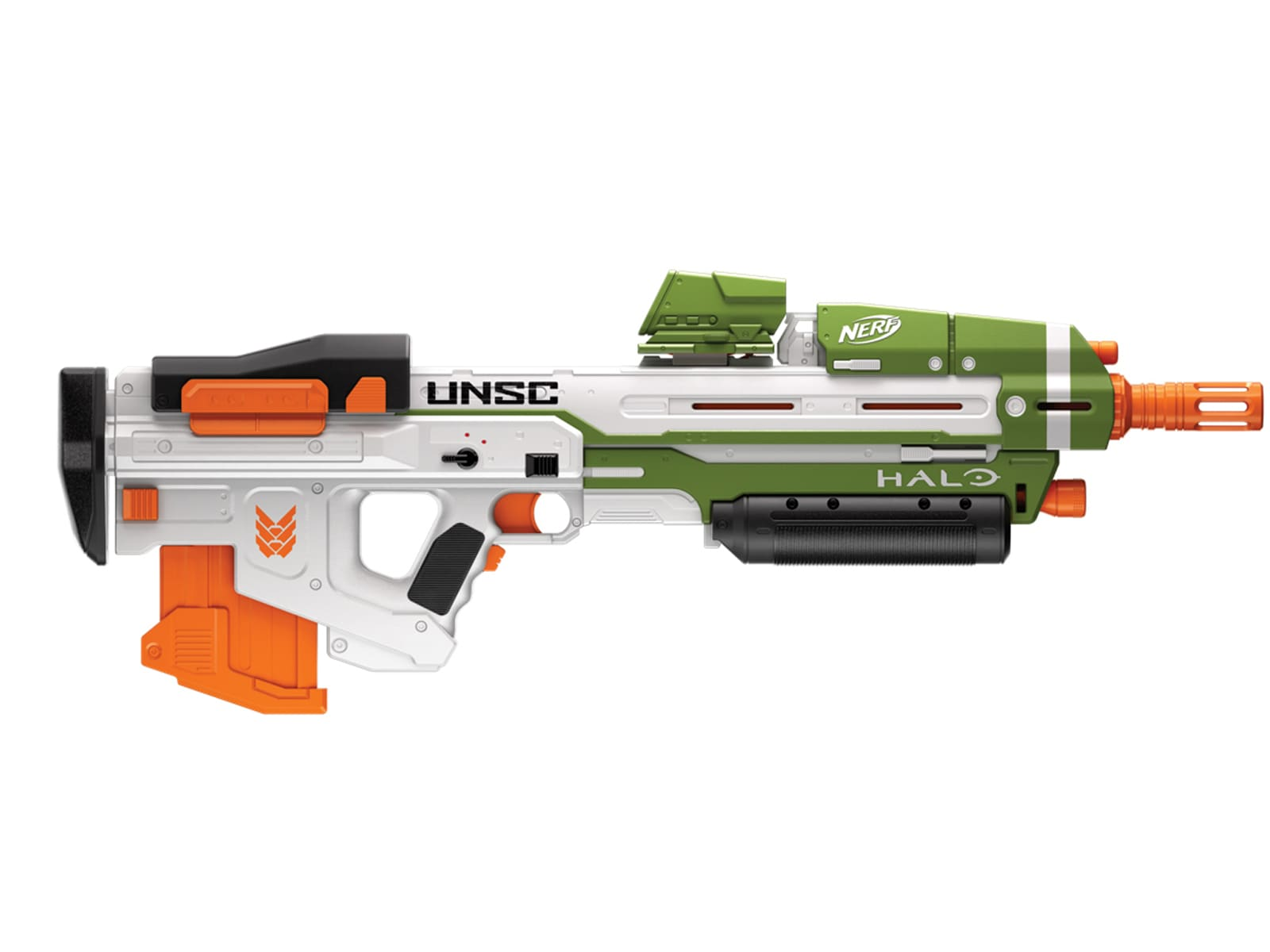 Nerf Assault Rifle