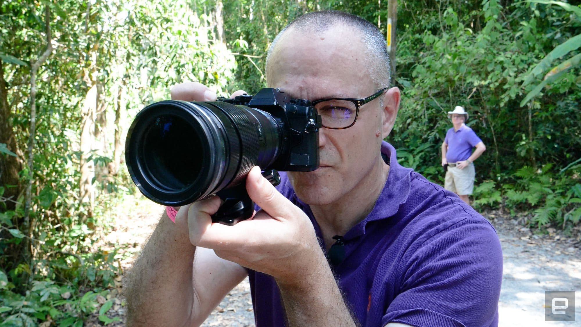 Olympus O-MD E-M1 Mark III mirrorless Micro Four Thirds camera