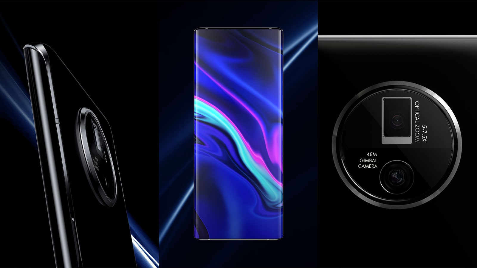 Vivo's new concept phone comes with a 'gimbal camera'