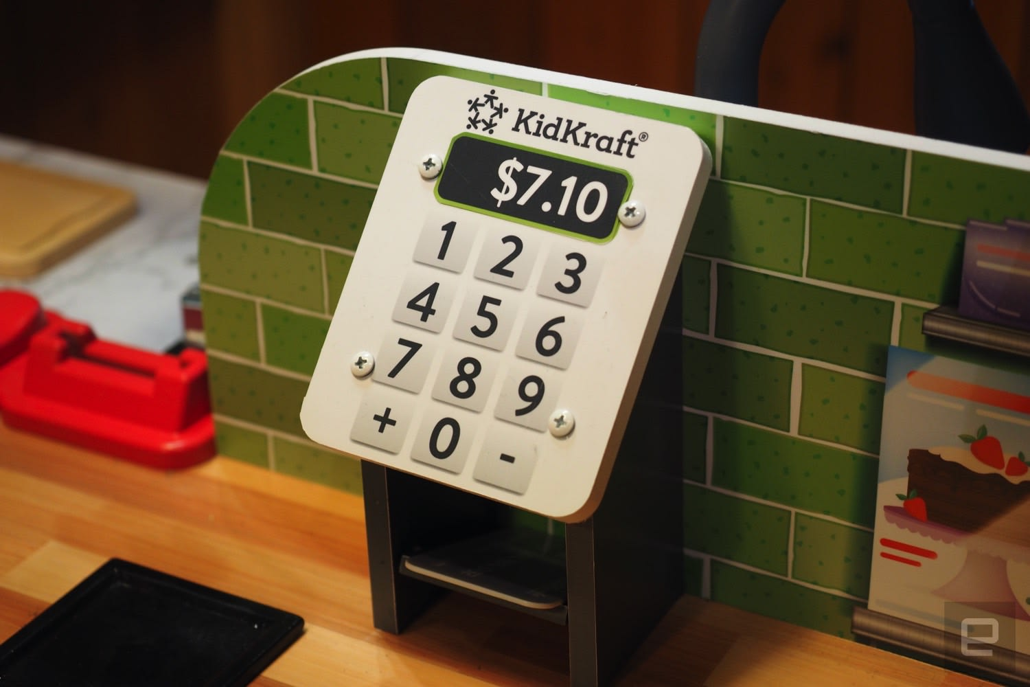 KidKraft Alexa 2-in-1 Kitchen and Market