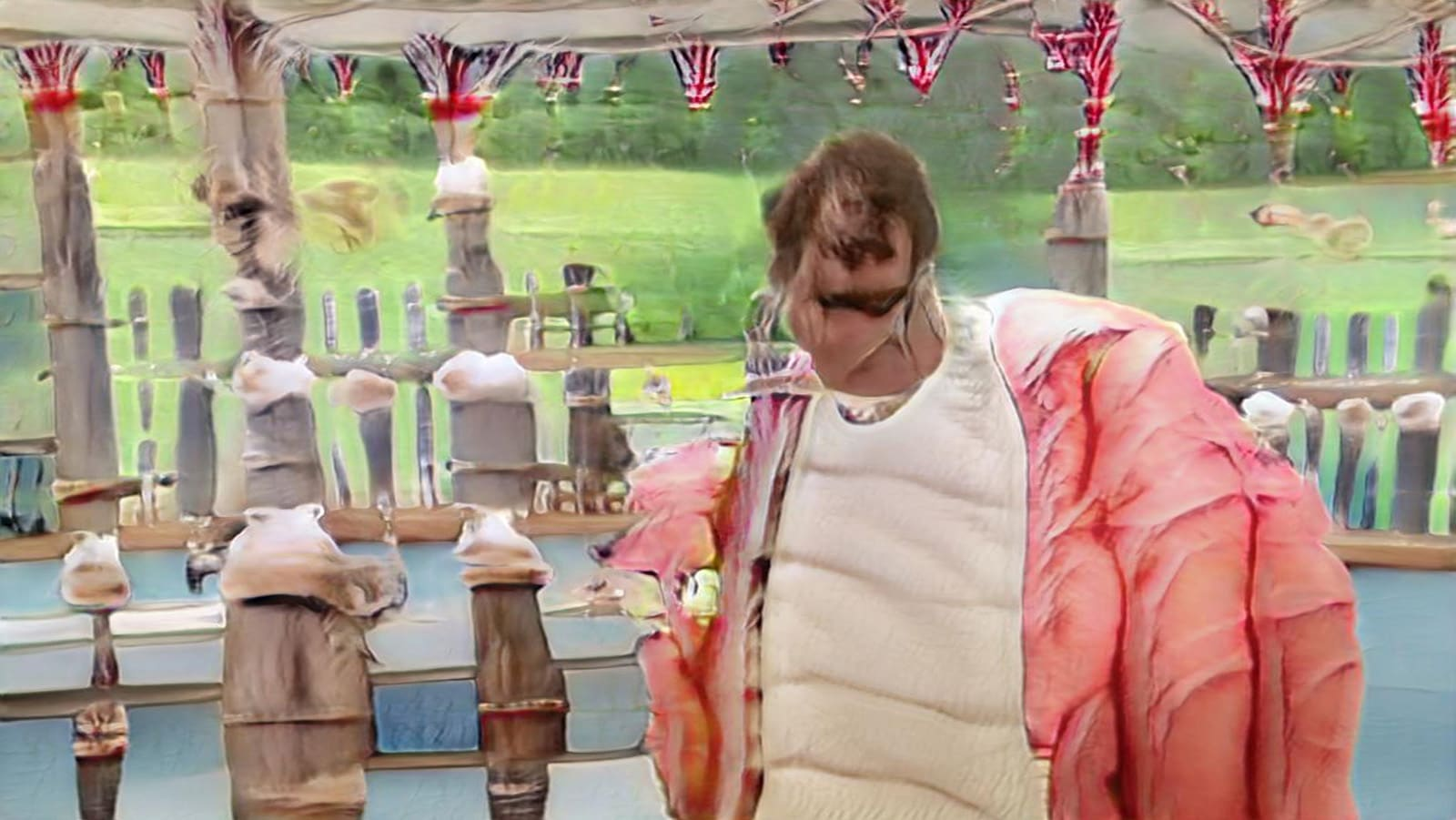 AI transforms 'The Great British Bakeoff' into a horror show