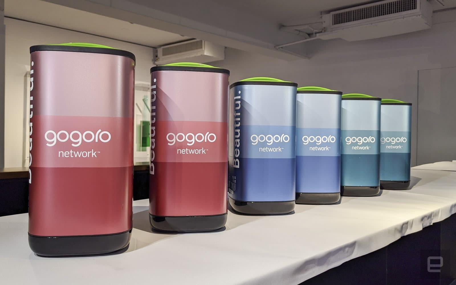 Gogoro 3 Delight