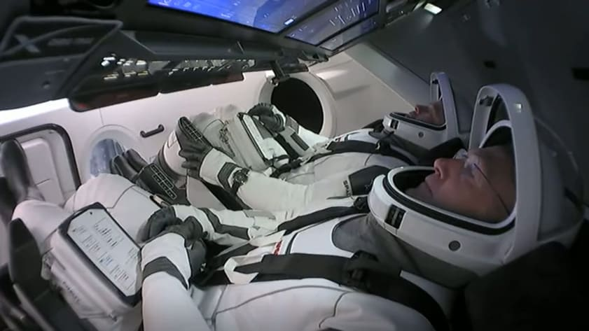 SpaceX / YouTube