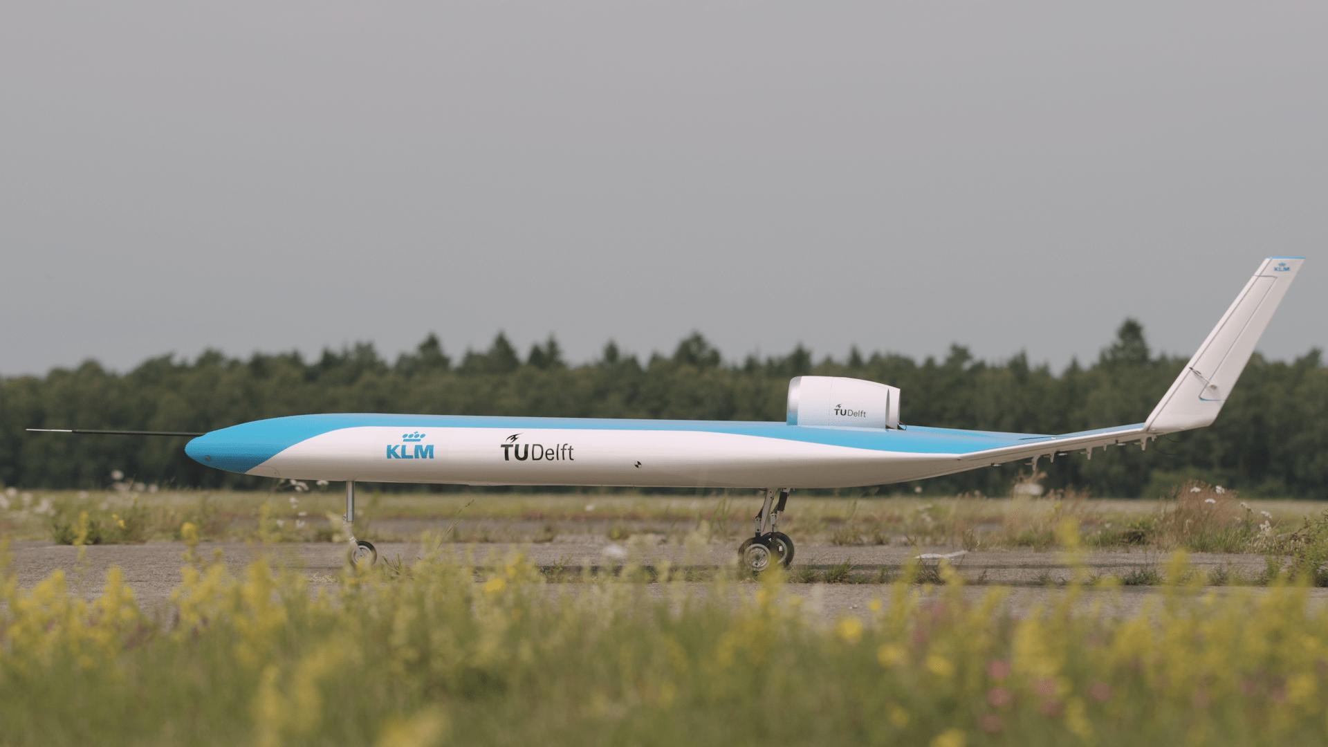 Flying V test
