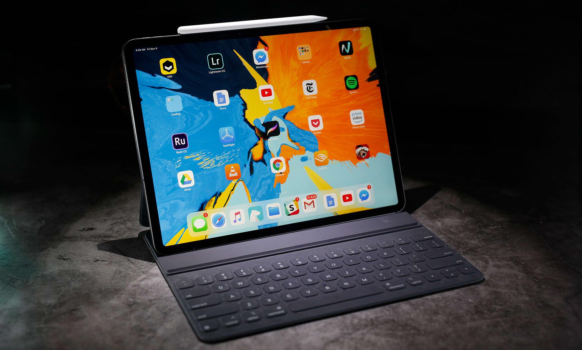 future Pro 12 9 iPad review2018The of computingEngadget wym80OPvnN