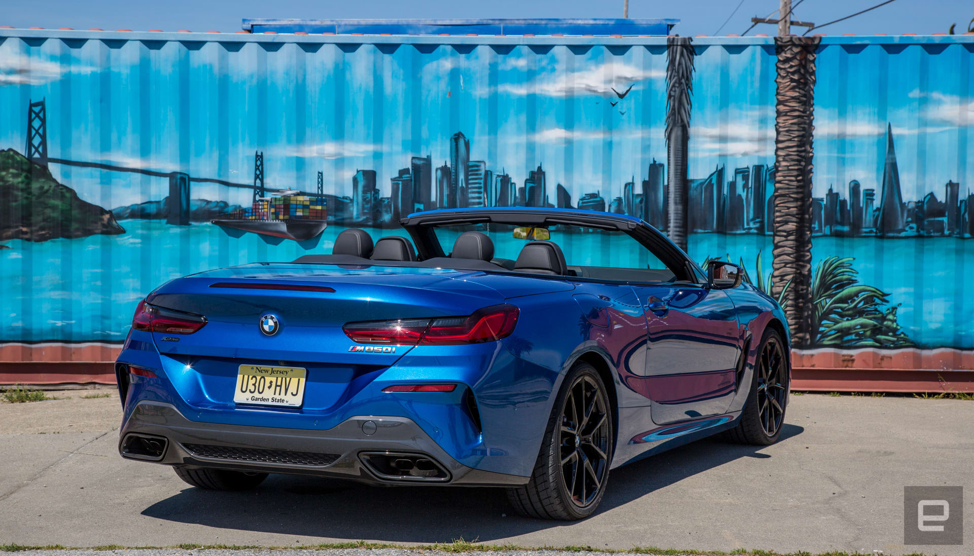 BMW M850i Convertible review