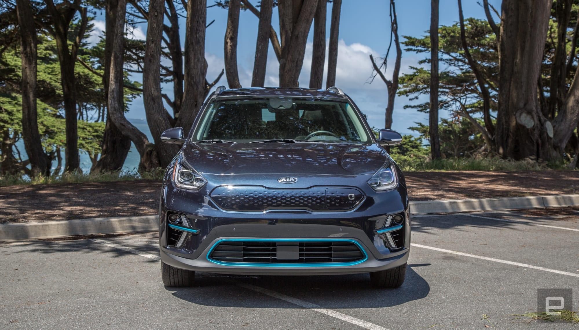 2019 Kia Niro EV-test
