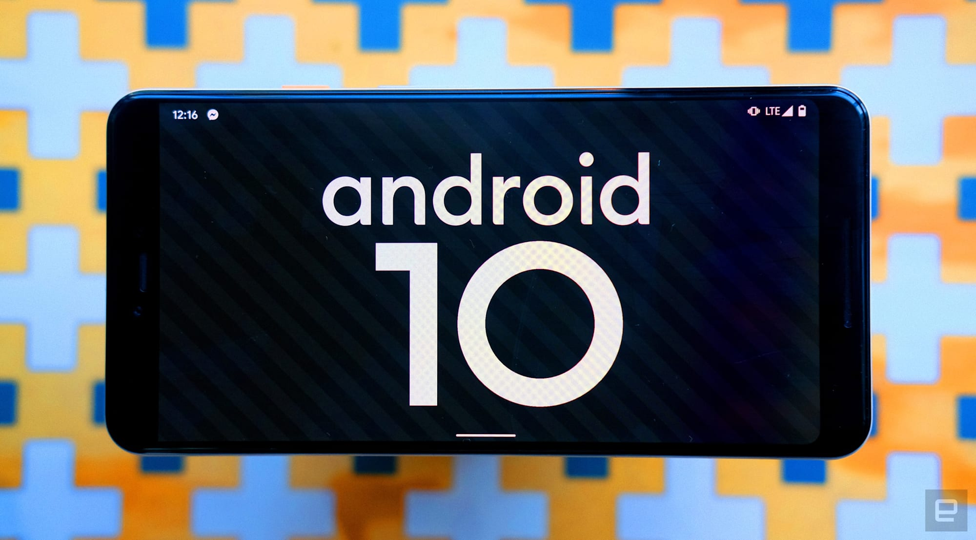 Android 10 tomorrowEngadget Android 10 reviewGood todaybetter e2bEDH9WIY